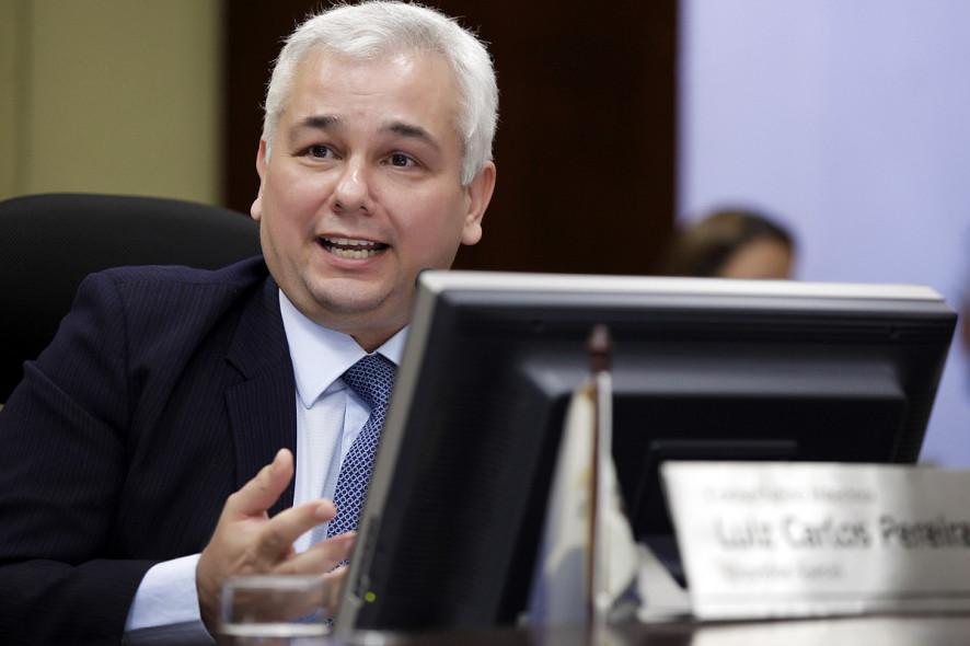 Conselheiro Luiz Carlos Pereira